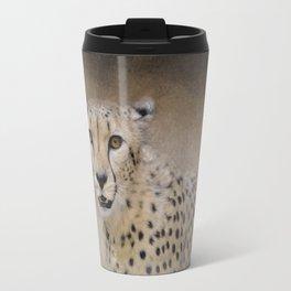 The Cheetah - Wildlife Travel Mug