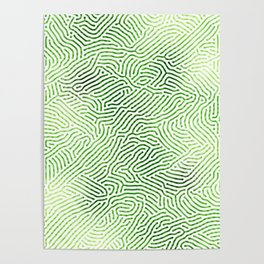 Abstract Pattern XVI Poster