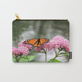 Monarch at Waterford Bend Park 1 Carry-All Pouch