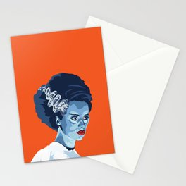 Madam Frankenstein  Stationery Cards