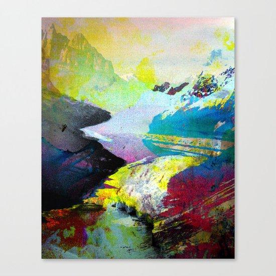 Untitled 20110727c (Landscape) Canvas Print