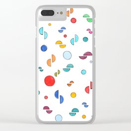 Well Rounded Clear iPhone Case