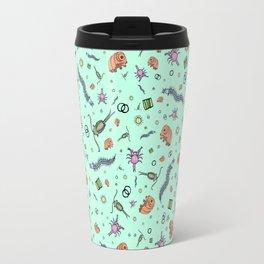 Microscopic Animals Travel Mug