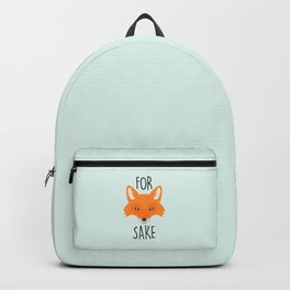 For Fox Sake Backpack