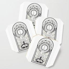 Scissors Coaster