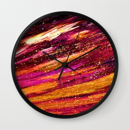 CARRICK-A-REDE SILHOUETTE Wall Clock