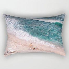 Carefree Summer Rectangular Pillow