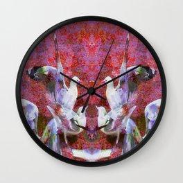 Poli Tic's Wall Clock
