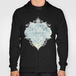 MANDALA ON MARBLE Hoody