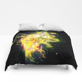Golden Frieza Comforters