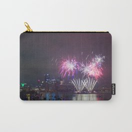 Fireworks Over Pittsburgh Carry-All Pouch