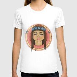 Sad Little Hippy T-shirt