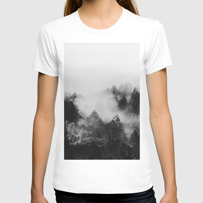 End in fire black & white (requested) T-shirt