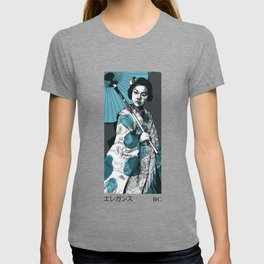 エレガンス  The Japanes Elegance T-shirt