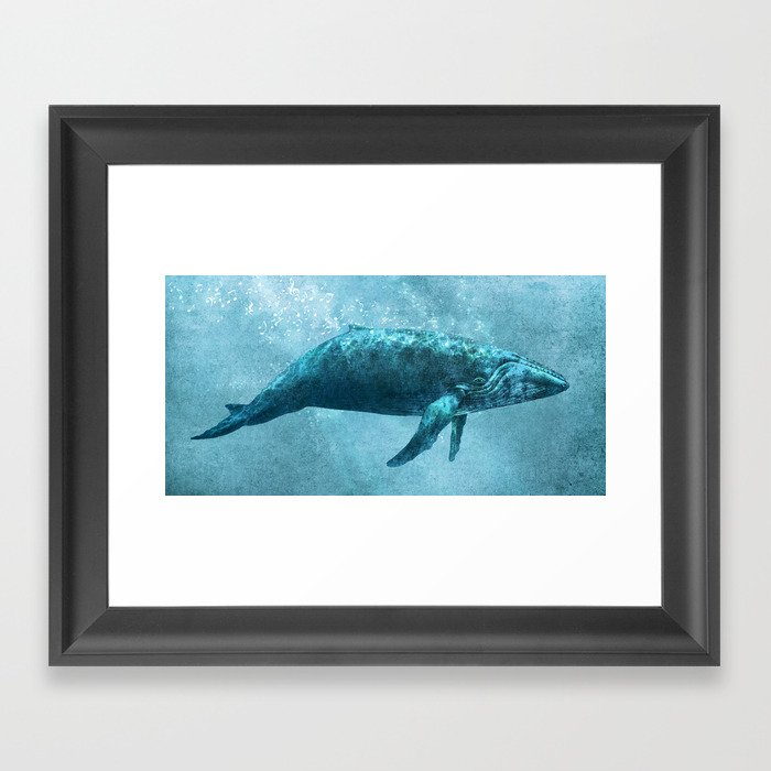 Song of the Sea Framed Art Print
