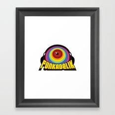 Funkadelik Framed Art Print
