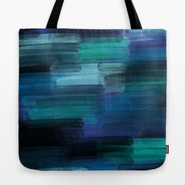 Midnight Ocean Tote Bag