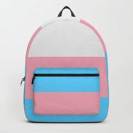 Trans Pride Flag Backpack