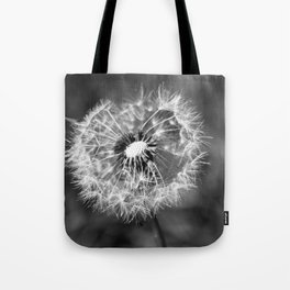 Dandelion & Autumn Tote Bag