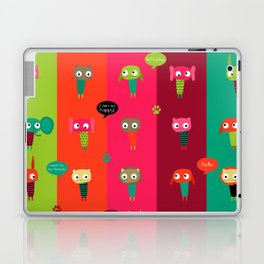 Little friends Laptop & iPad Skin