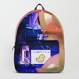 Rubber Duck Alley Backpack