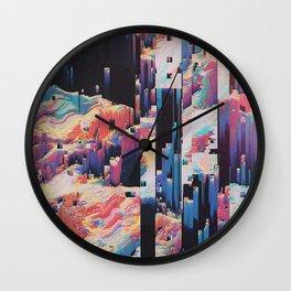 DVEDI Wall Clock