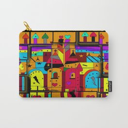 Build your fairytale World by Nico Bielow Carry-All Pouch