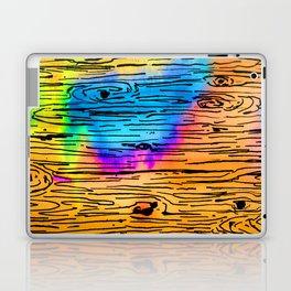 Technicolored Dream Plank Laptop & iPad Skin