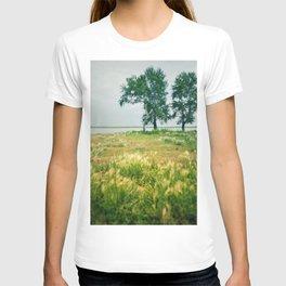 Summer on a village 4 T-shirt