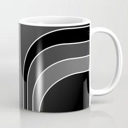 Black Bars Coffee Mug