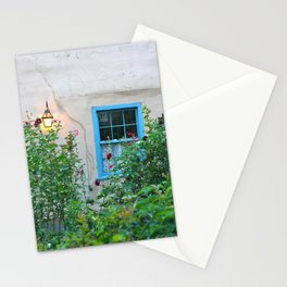 An evening in New Mexico Stationery Cards