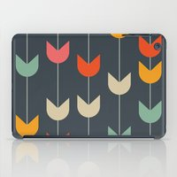 tulips iPad Cases featuring Tulips by Tracie Andrews