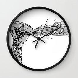 The Extravagant Flatulator Wall Clock