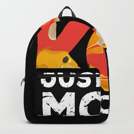 I must go to My Pont Koi Backpack
