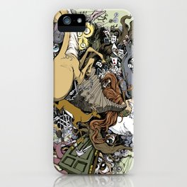 This Is Your Brain On Art iPhone Case