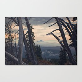 Jefferson in Autumn Canvas Print