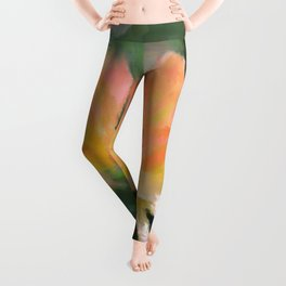 Impression Floral 9194 Leggings