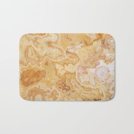 travertine Bath Mat