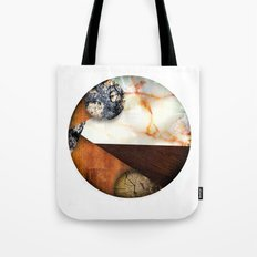 All the World Tote Bag