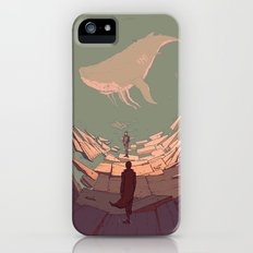 DH: Late Night Whale Slim Case iPhone (5, 5s)