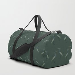 Camouflage: The Crane Duffle Bag