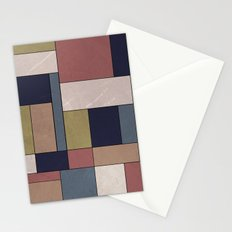 Abstract #840 Stationery Cards