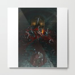 Abyss Watchers Metal Print