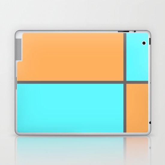 Pastel Cross Laptop & iPad Skin