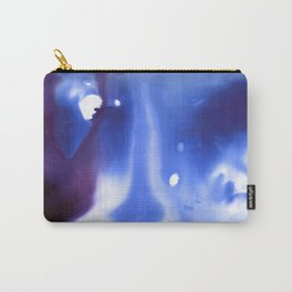 Liquid Blue Carry-All Pouch