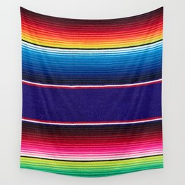 Serape of Mexico Wall Tapestry