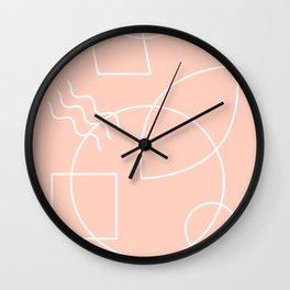 Discotropic Wall Clock