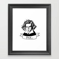 Bae Framed Art Print