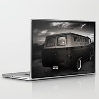 ford Laptop & iPad Skins featuring old ford by Joedunnz