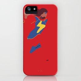 Kamala Khan iPhone Case